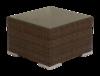 """""""MebGrand"""". Стол/пуф, 57х57 см."""