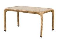 «Turin». Стол из искусственного ротанга.