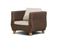 """""""Nola"""". Кресло из искусственного ротанга."""