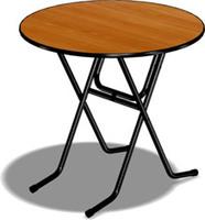 """""""C4.KTR"""". Столы круглые (D 60-90 см)."""