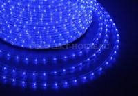 Дюралайт светодиодный, эффект мерцания(чейзинг) 2W, бухта 100м