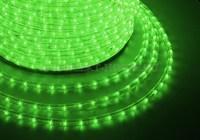 Дюралайт светодиодный, свечение с динамикой(чейзинг), бухта 100м