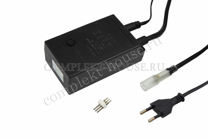 Контроллер для LED дюралайта 13мм, 3W, до 100 м