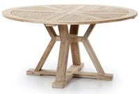 """""""Circus"""".Тиковые столы, диаметр 150 и 130 см."""