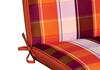 """""""Lait"""". Подушка для 3-х местной скамьи."""