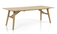 """Chios"". Стол из тика, размер 220х100х74 см."