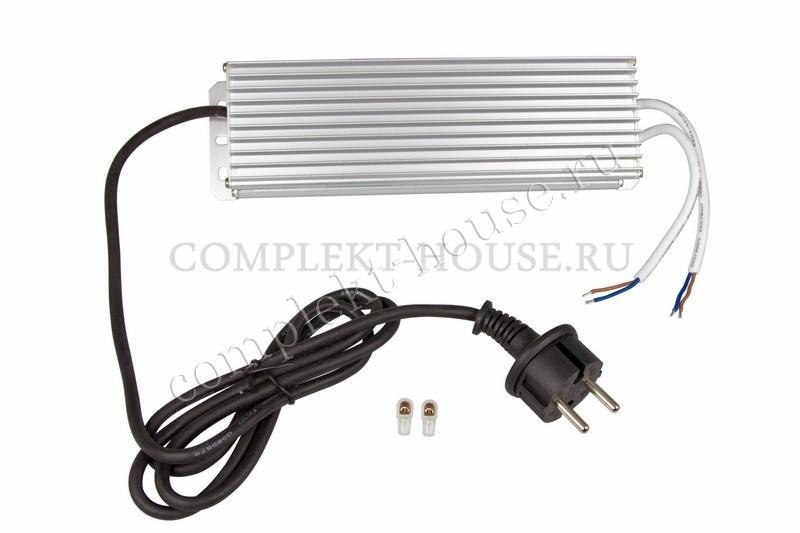 """Трансформатор """"Clip Light """" 220-12V, 150 Вт, IP 64"""