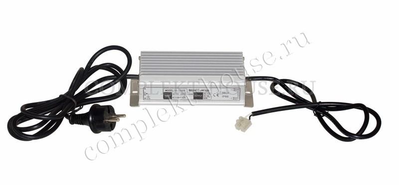 """Трансформатор для LED """"Clip Light """" 220-12 В, мощность 60 Вт, IP 66"""