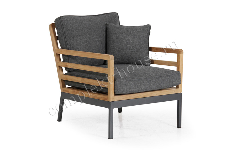 """Zalongo"". Кресло из тика."