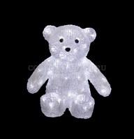 """""""Медвежонок"""". 3D акриловая светодиодная фигура."""