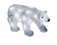 """""""Медведь 17 см"""". Светодиодная фигура."""