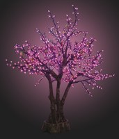 """Сакура"". Светодиодное дерево. Высота 1,7 м."