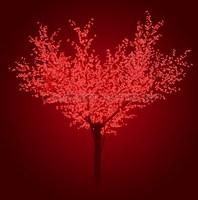 """""""Сакура"""". Светодиодное дерево. Высота 3,6 м, 6921 LED"""