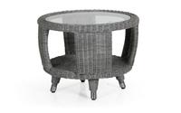 """Silva"". Плетеный стол, диаметр 60 см."