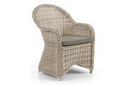 """Paulina"". Плетеное кресло."