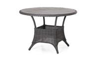 """""""Magda"""". Плетеный стол, диаметр 107 см."""