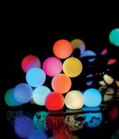 """""""Big Ball RGB"""". Светодиодные нити с шариками."""