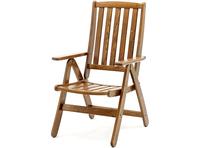 """""""Siljan"""". Кресло складное из массива сосны."""