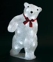"""""""Медведь"""". Светодиодная фигура 36 см (40 LED)."""