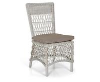 """""""Beatrice"""". Плетеный стул, искусственный ротанг."""