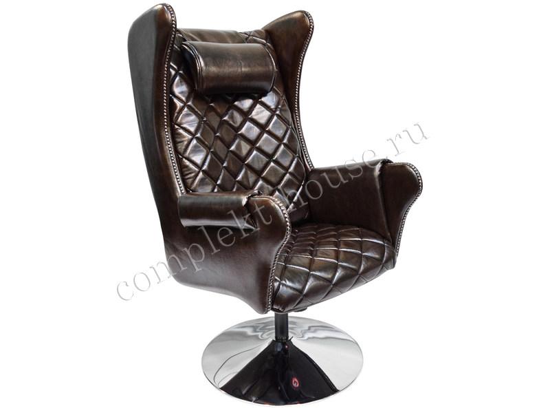 """Lord EGO"". Массажное кресло Lux ."