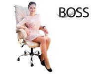 """""""BOSS EGO"""". Массажное кресло, комплектация ELITE (натуральная кожа)."""