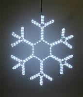 """""""Snowflake 50"""". Светодиодная снежинка, 50 см."""