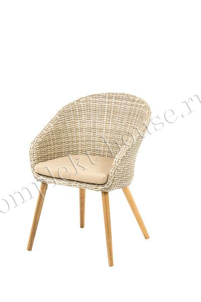 """Mira"". Плетеное кресло"