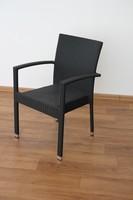 """Milano"". Плетеный стул."