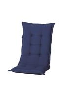 """Navy"". Подушка для кресла."