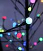 """Дерево RGB с мерцанием"" 1,8 м (216 LED)."
