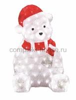 """""""Медвежонок в красном колпаке"""". 56 см (200 LED)"""