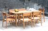 """""""Andorra"""". Стол из акации, 200х100х75 см."""