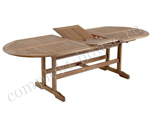 """Everton"". Стол из акации, 200/250х100 см."