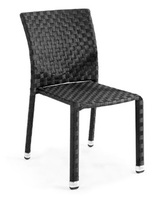 """Colico"". Плетеный стул, штабелируется."