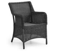 """Lilly"". Плетеное кресло."