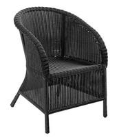 """""""Magda"""". Плетеное кресло, искусственный ротанг."""