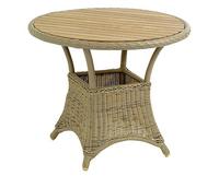 """""""Magda"""". Плетеный стол, диаметр 80 см."""