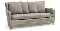 """""""Venus"""".Плетеный диван, искусственный ротанг."""