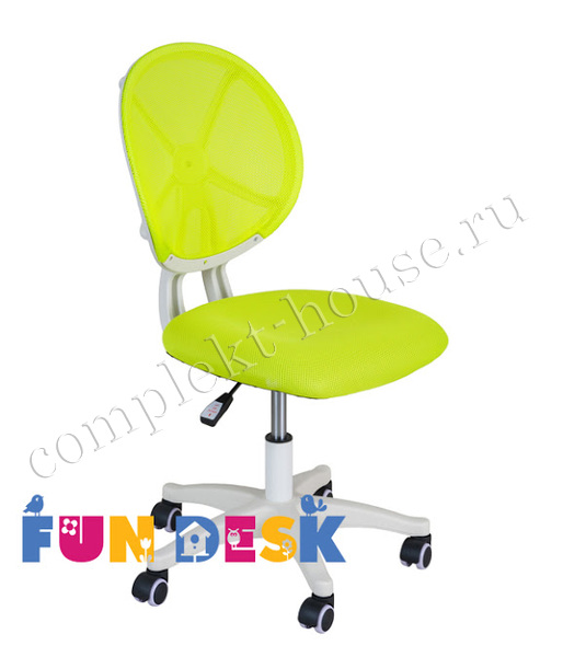 """LST1 Green"". Детский стул."