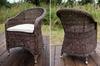 «Ravena Cf». Кресло из искусственного ротанга.