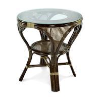 """""""EcoMokko L"""". Обеденный стол, D 75 см."""