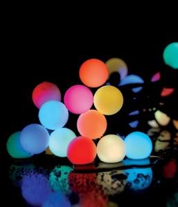 Гирлянды-шарики