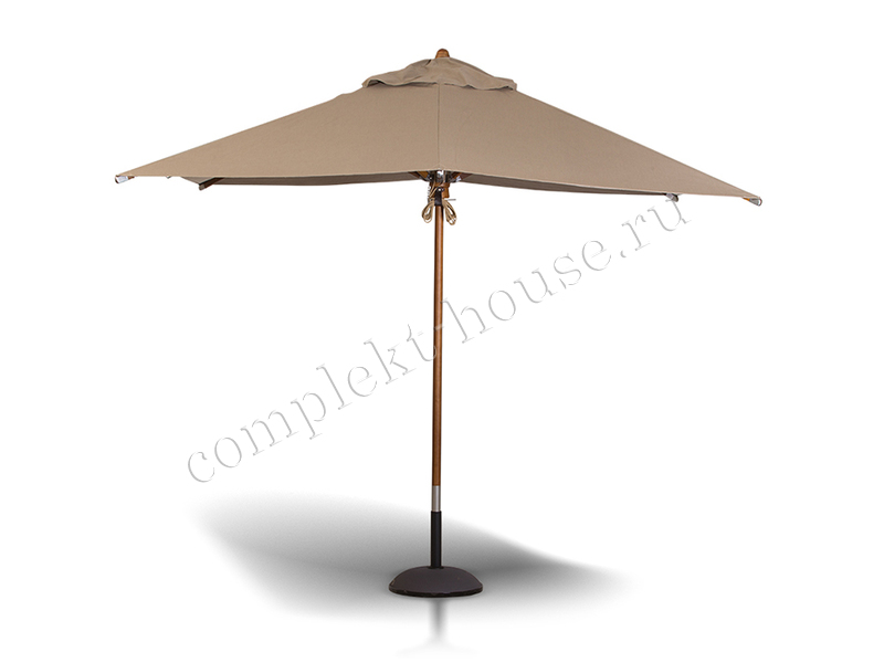Зонт Giji 3х3м