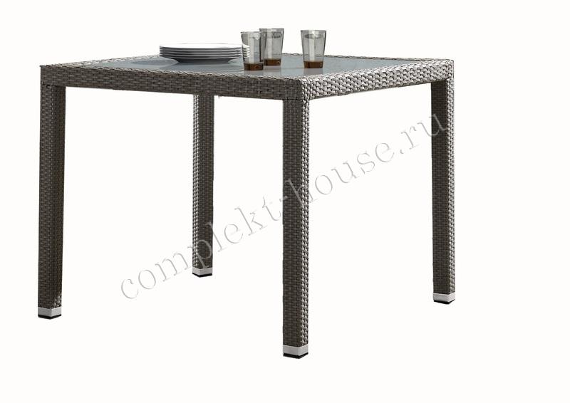 «Bari». Обеденный стол, 90х90х74 см .