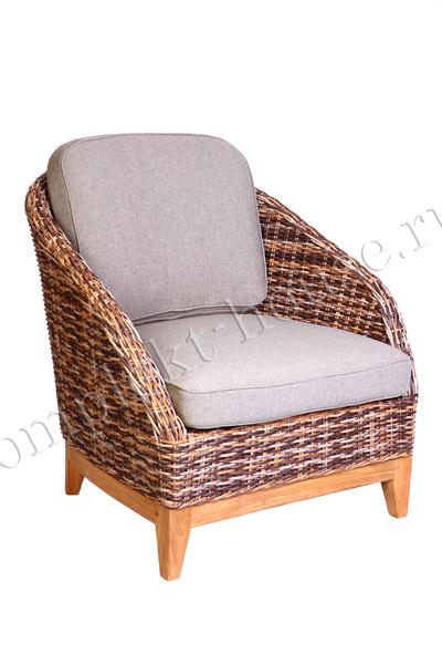 Кресло из искусственного ротанга Ontario