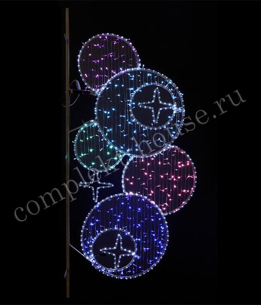 Консоль Fireworks LED 1,05х1,7м