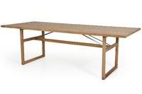 """""""Vevi"""". Тиковый стол, 230х95х72 см."""