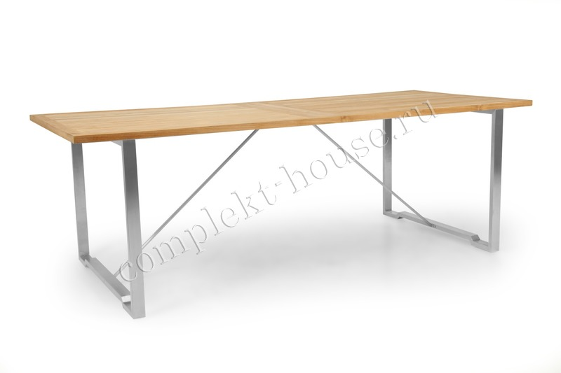 """Gotland"". Обеденный стол (220х95 см)."