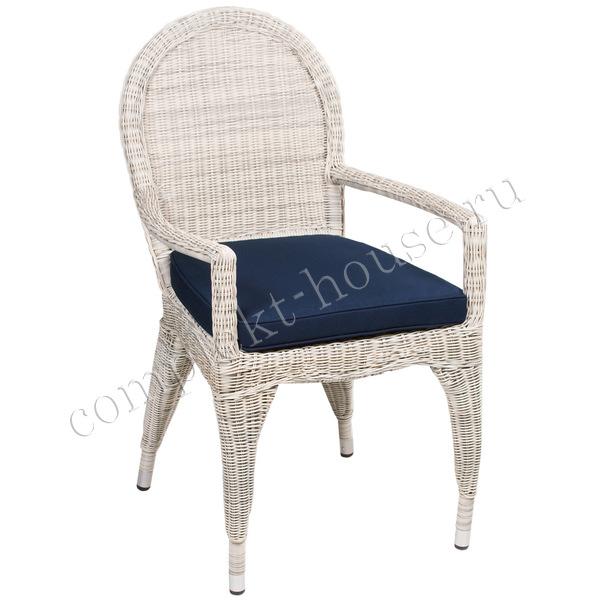 Кресло из искусственного ротанга Hega